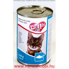 Dolly Cat macskakonzerv 415g halas